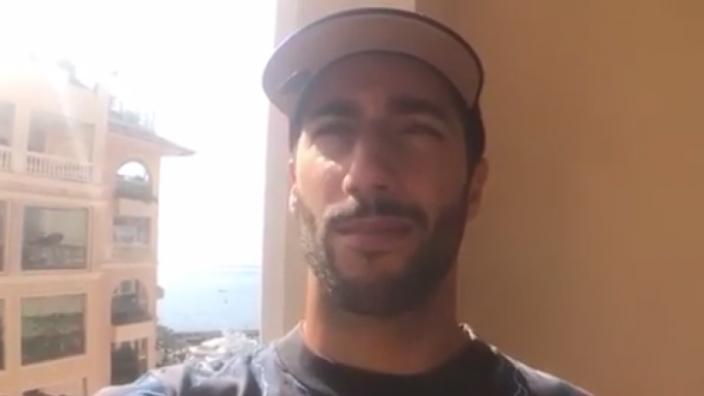 """Ricciardo maakt carrièreswitch: """"Monza kan mijn laatste race zijn"""""""