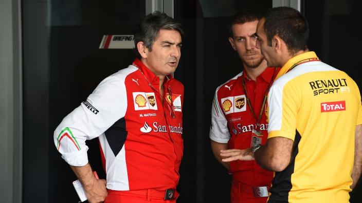 'Voormalig Ferrari-teambaas Mattiacci voegt zich bij Aston Martin'
