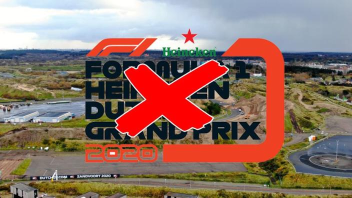 'Grand Prix van Zandvoort opgeschort, seizoen eind mei van start'