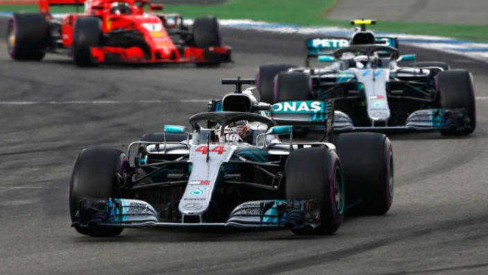 Bottas will always be Hamilton's wingman - Mercedes made the right call in Sochi