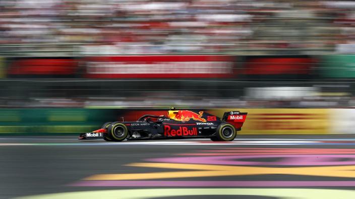 Priestley: 'Terugdringen downforce grote invloed op Red Bull'
