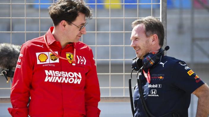 Horner: F1 engine 'lock down' in 2019 was key