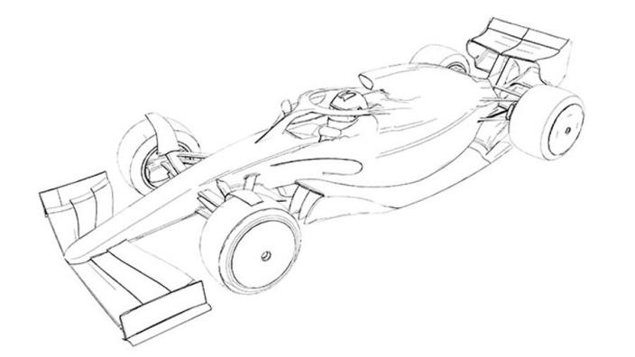 Voici la Formule 1 de 2021