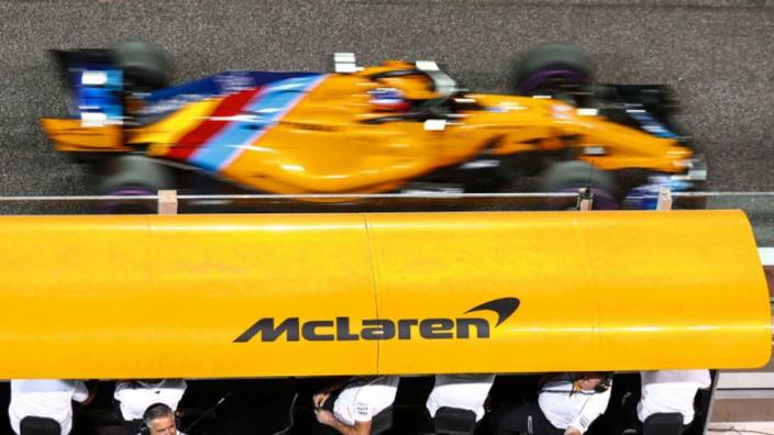 Video Mclaren Fire Up 2019 F1 Car For First Time Gpfans Com