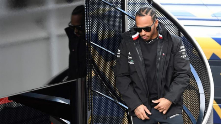 Hamilton has no interest in Triple Crown