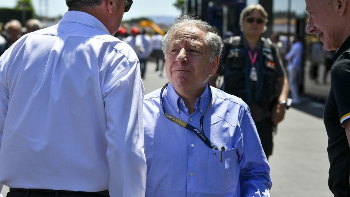"""Pandemic a time for """"opportunity"""" in Formula 1"""