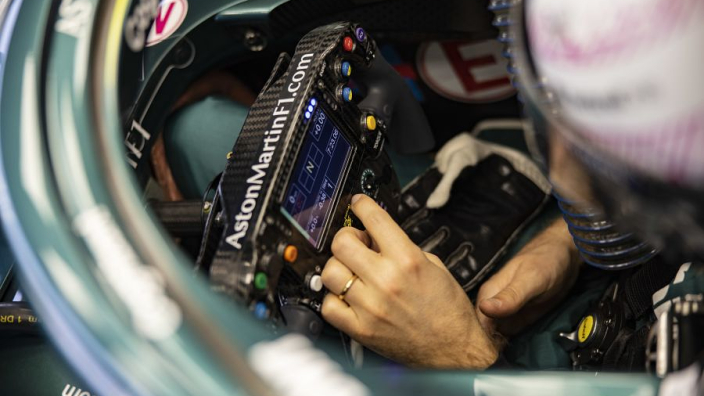 """Vettel explains """"small stuff"""" difficulty with Aston Martin"""