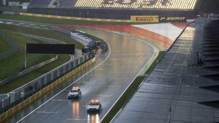 Weerbericht Grand Prix Steiermark: regenachtig weekend op komst