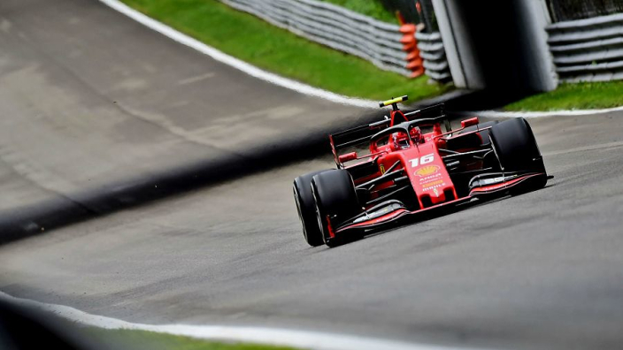 Leclerc rejects Hamilton's Monza accusations - GPFans com