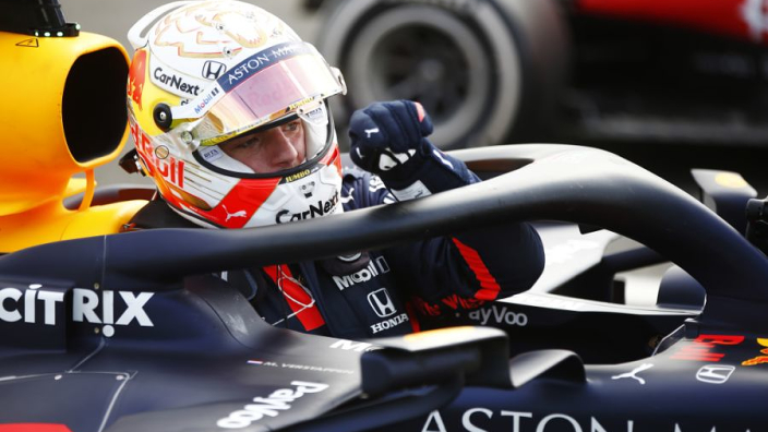 """Verstappen slates single-practice format at Imola as """"stupid"""" and """"wrong"""""""