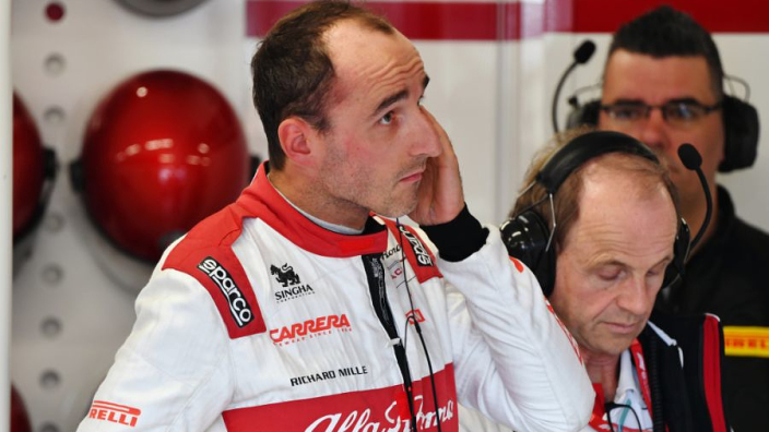 Kubica to deputise for Raikkonen at Monza
