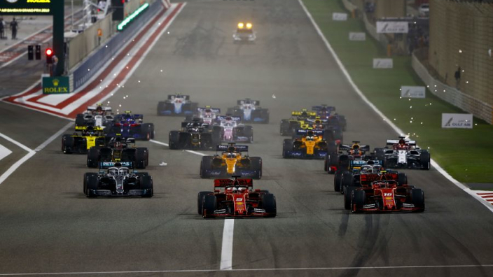 Bahrain GP sets records with American audience