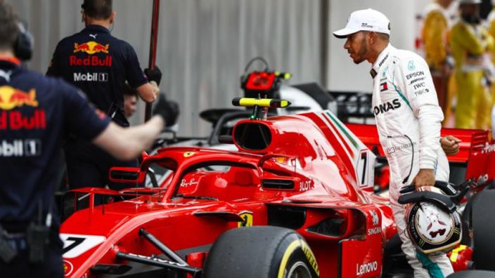 Ferrari zorgt opnieuw voor opschudding met aangepast koelsysteem