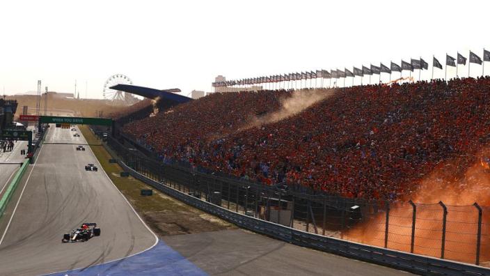 FIA opgelucht door uitblijven rode vlaggen in Zandvoort