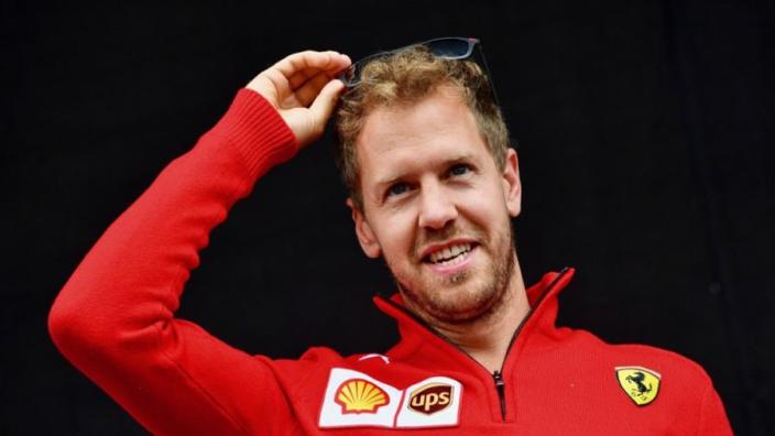 Vettel reveals what was 'loose' between his legs