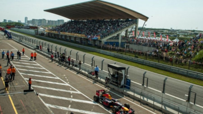 Dutch GP back on F1 calendar for first time in 35 years