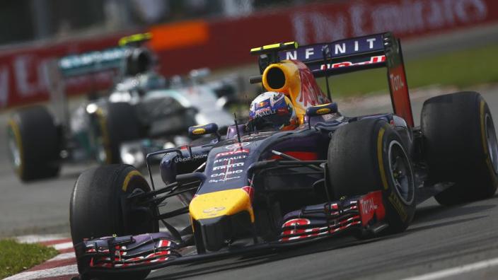 VIDÉO : Canada 2014, Ricciardo montre les muscles