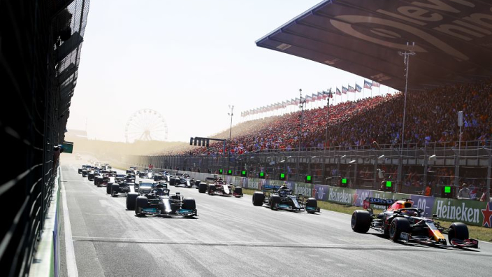 Mercedes desperate and Verstappen a champion? - What we learned at the Dutch GP