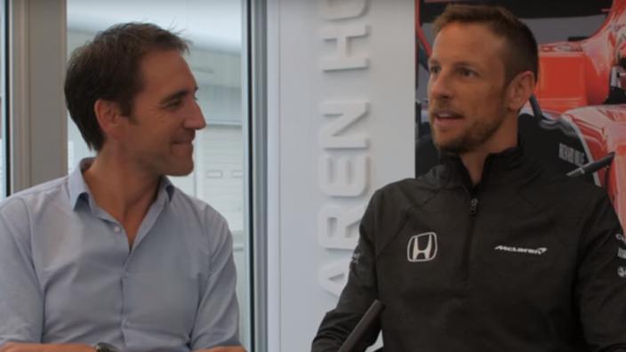VIDEO: Jenson Button blikt terug op zijn zege op Suzuka in 2011