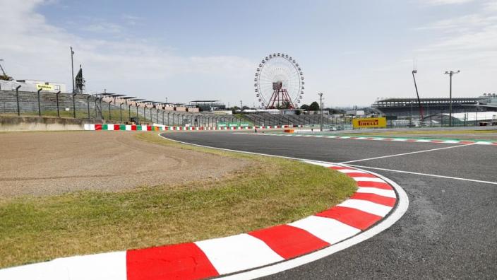 Dit is de voorlopige weersverwachting voor de race in Japan