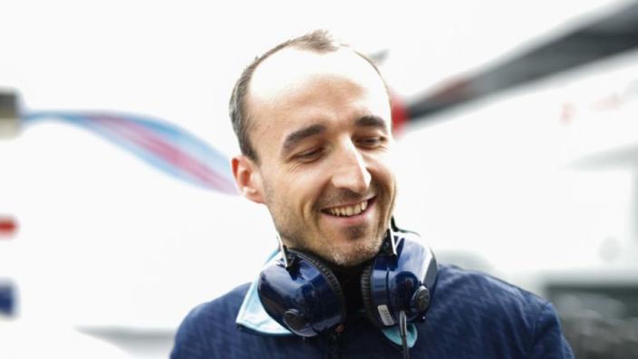 Robert Kubica: 'Ik voel me beter dan voorheen'
