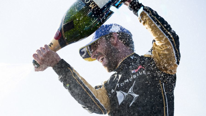 Formula E champion Vergne sets conditions for F1 return