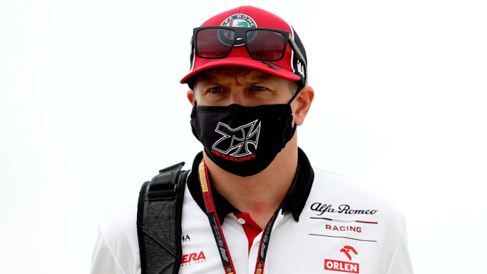 Raikkonen's future not influenced by F1 starts record