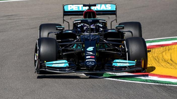 """Hamilton tells Mercedes 'if it ain't broke, don't fix it"""" in F1 battle with Red Bull"""