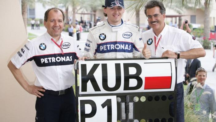 Wolff: ''Zonder ongelukkige crash had Kubica wereldkampioen kunnen worden''