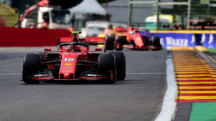 Ferrari explain Vettel-Leclerc team orders decision