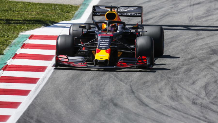 Verstappen: Mercedes 'just too quick' for Red Bull
