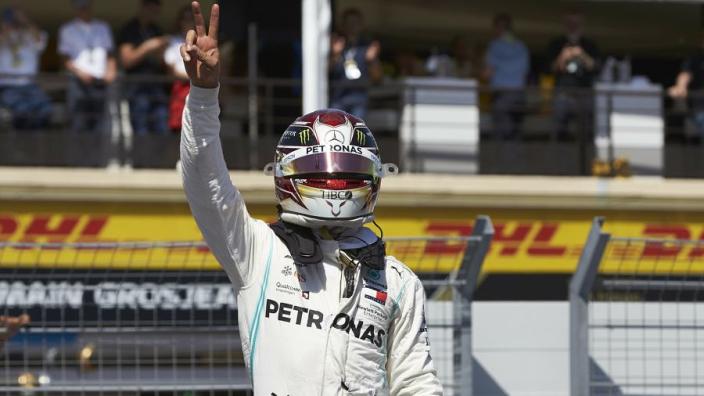 Hamilton trolls Ferrari over Vettel hearing evidence