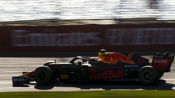 Gasly backed to shine, despite poor debut