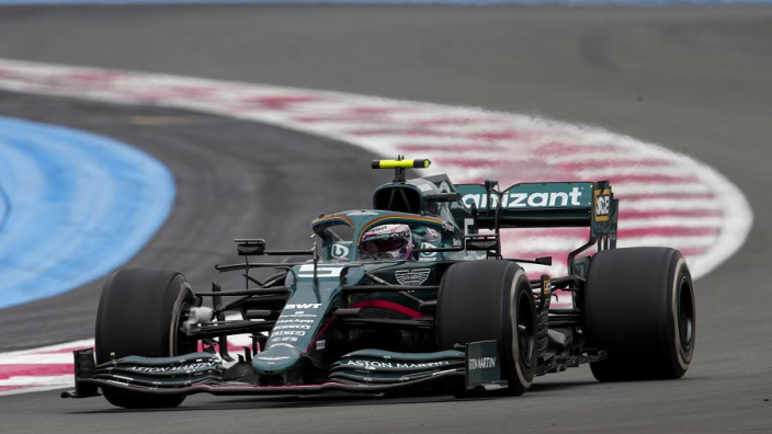 "Aston Martin hoping critics silenced after ""untoward"" tyre claim"