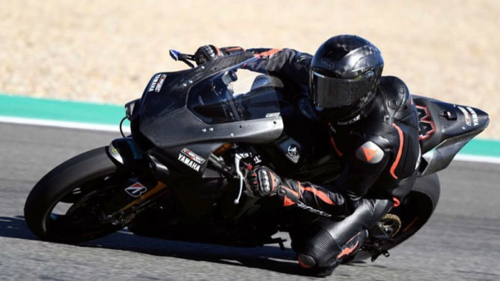 VIDEO: Hamilton's Superbike test behind the scenes