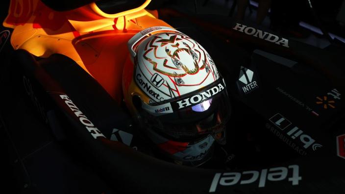 Marko: 'Verstappen moest in Bahrein met een teruggeschroefde motor rijden'
