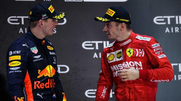 F1-journalisten: 'Leclerc kan nog voorbeeld nemen aan Verstappen'