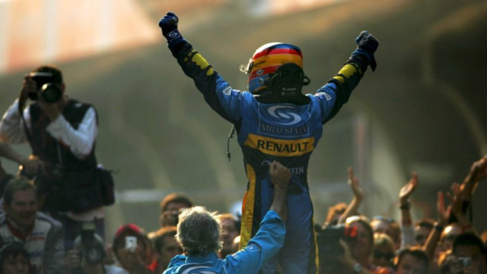 Fernando Alonso's 10 best F1 drives