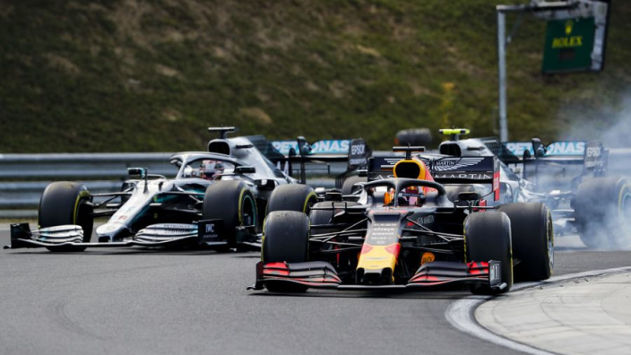 Bilan mi-saison : Red Bull, la bonne surprise