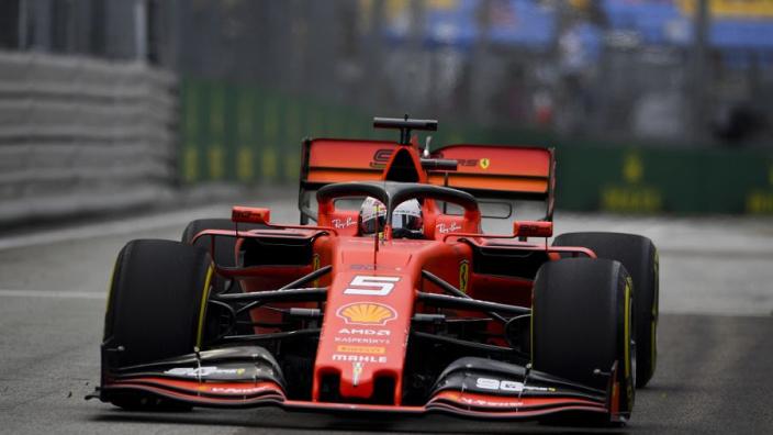 Ferrari ne renonce pas à la lutte pour la pole position