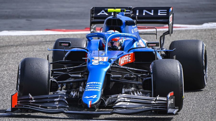 """Alpine explain """"complicated"""" Brexit-hit preparations for new F1 season"""