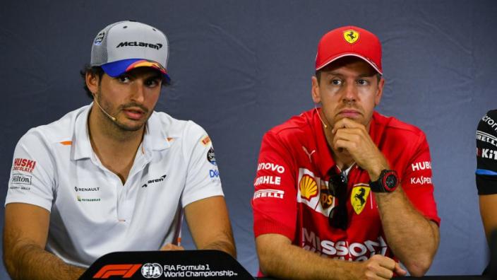 Turrini: 'Na vijf races heeft Vettel slechts een kwart van de punten van zijn teamgenoot'