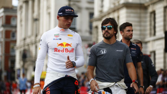 Verstappen reveals truth about Red Bull's Alonso offer