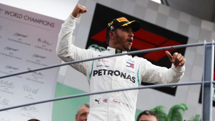 'Hamilton can emulate Schumacher, Mansell'