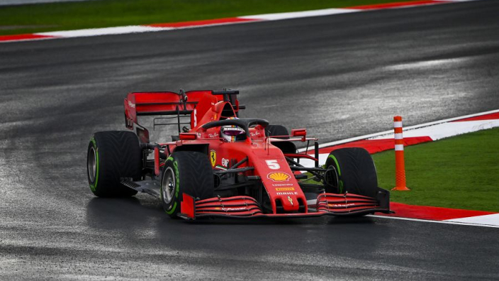 Vettel 'could have won' Turkish Grand Prix with slick tyre swap