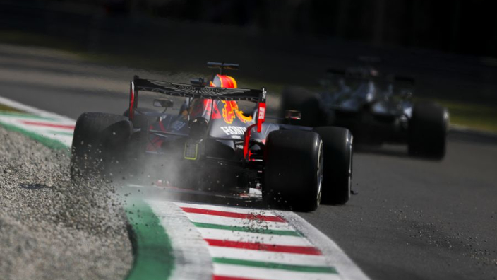 Horner - Gravel a better 'long-term' solution to F1 track limits woes