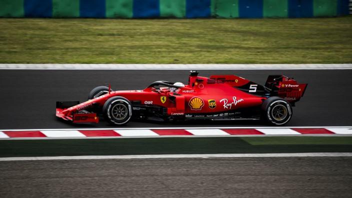 Vettel l'admet : il doit s'améliorer