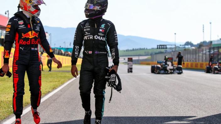 """Verstappen over teamgenoot 2021: """"Maakt me niet uit wie naast me zit"""""""