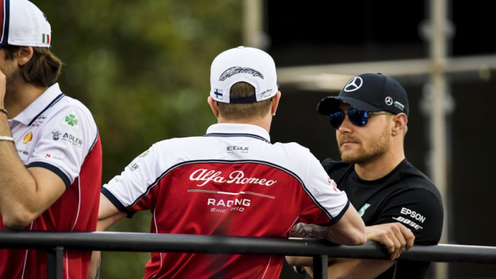 Bottas en Raikkonen onzeker over toekomst in F1 na 2020