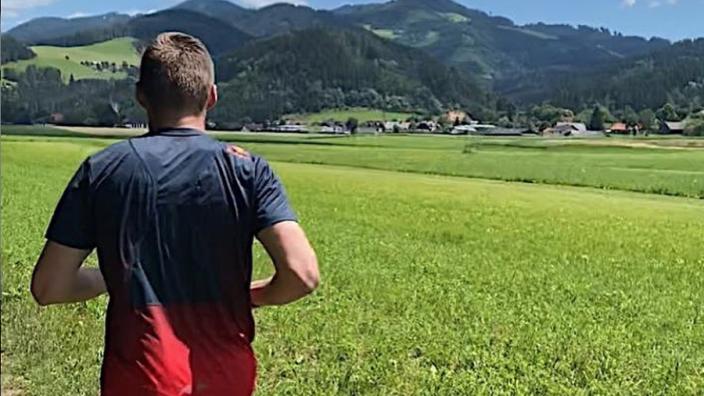 IN BEELD: Zo brengen de coureurs hun week in Oostenrijk door